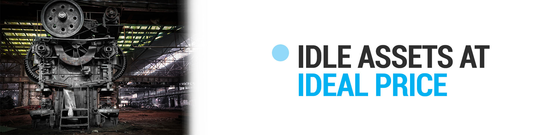 Auction Platforms for Idle-Assets