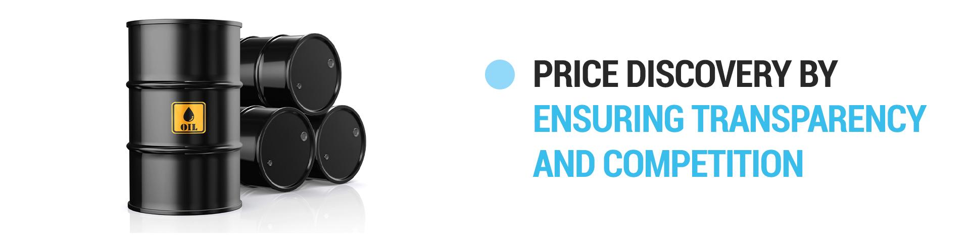 Auction Platforms for Oil-Gas