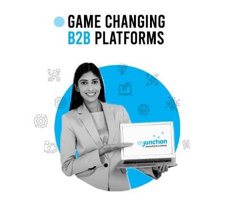 B2B E-commerce companies inIndia